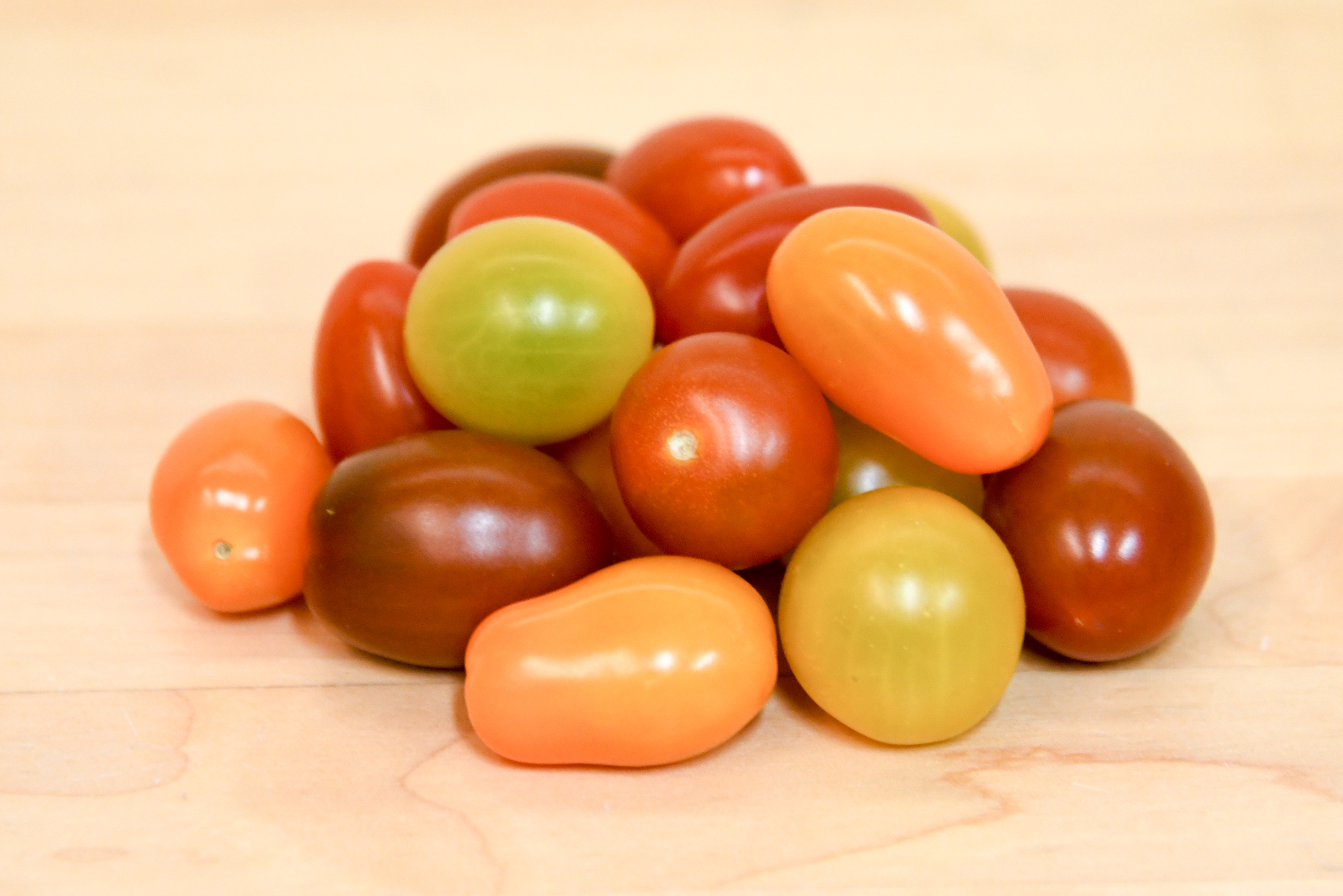 tomate couleur